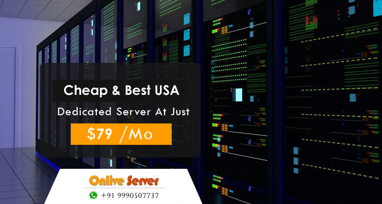 Take the advantages of Managed USA Dedicated Server