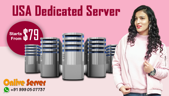 How Does One Benefit from Dedicated Server Hosting USA?