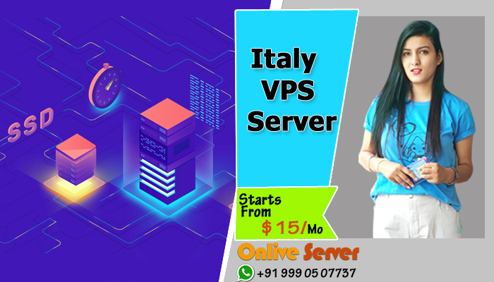 Advancing Your Business with Italy VPS server Hosting